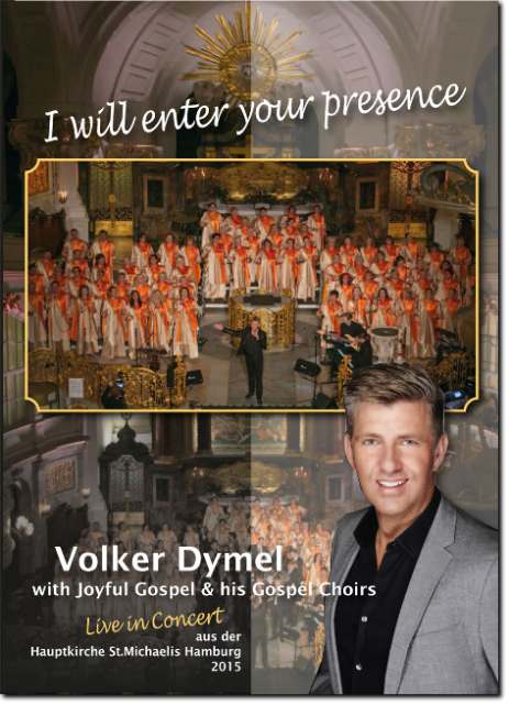DVD - I will enter your presence - Volker Dymel