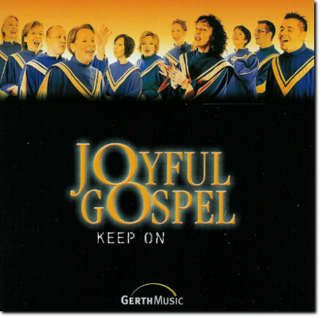 CD - Keep on - Volker Dymel & Joyful Gospel