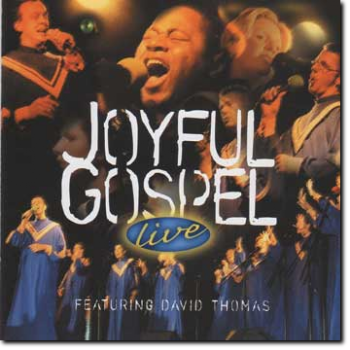 CD - LIVE - Volker Dymel & Joyful Gospel feat. David Thomas