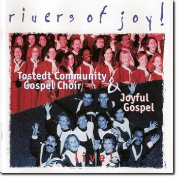 CD Rivers of Joy - Volker Dymel